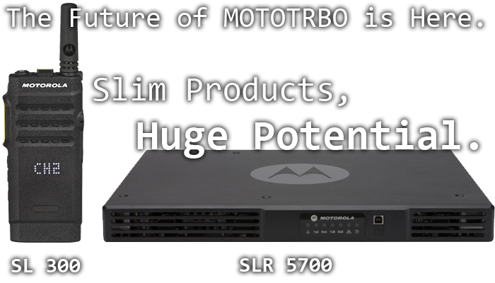 New Motorola MOTOTRBO Offerings from Asheville Communications